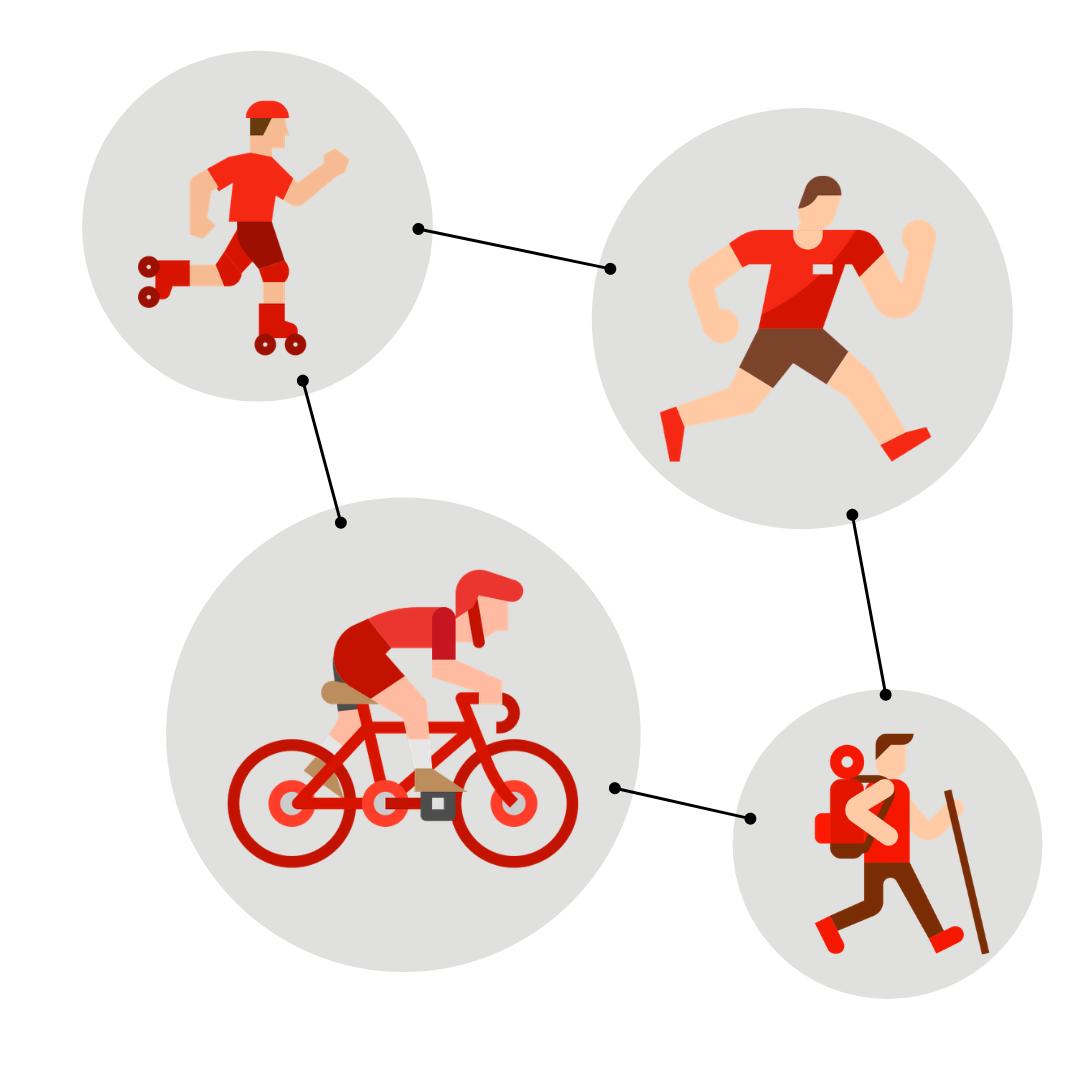 biegi wirtualne dyscypliny igrzyska bohaterów