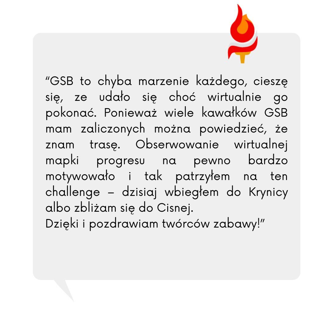 opinie uczestników biegów wirtualnych igrzyska bohaterów