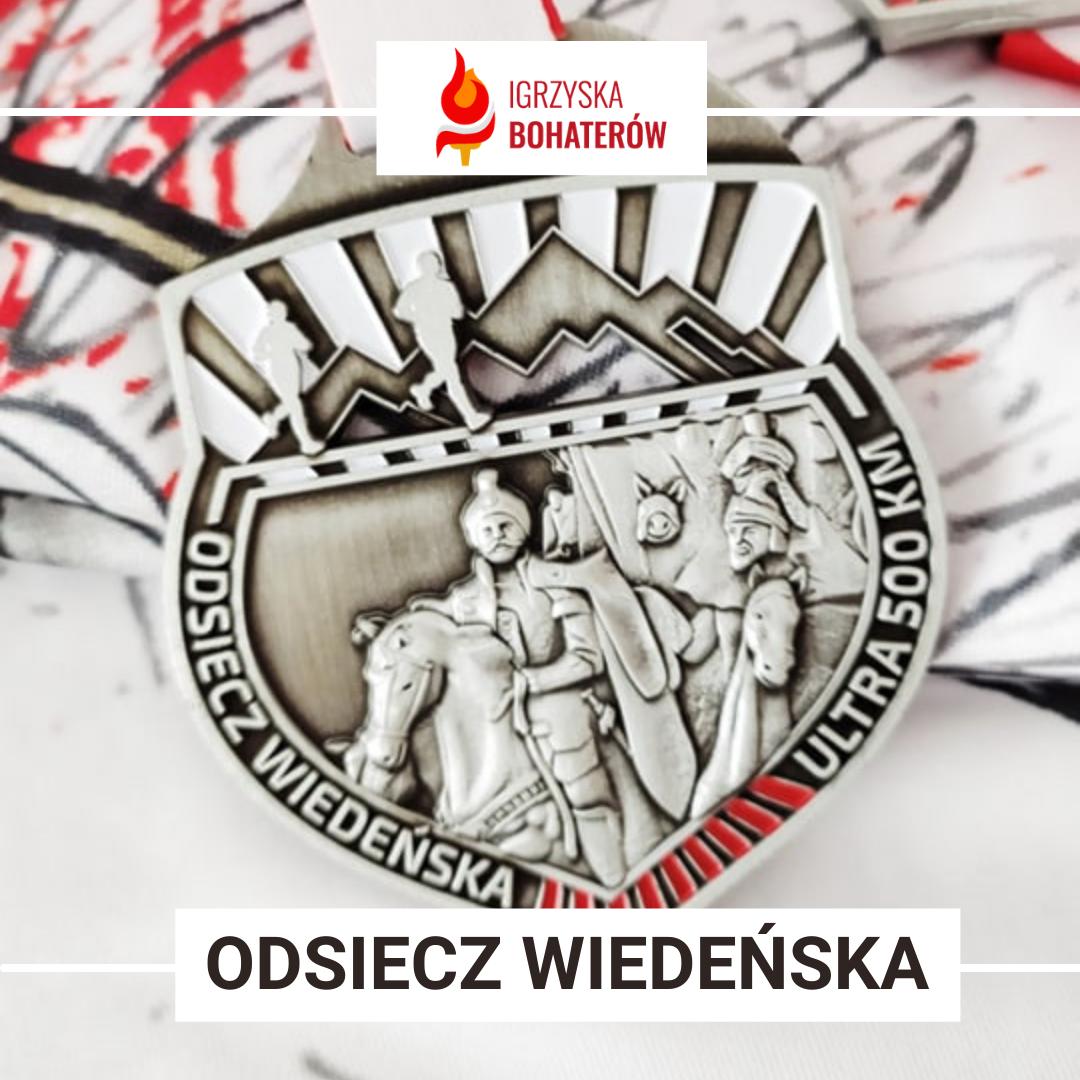 Medal za wirtualne wyzwanie historyczne- Odsiecz Wiedeńska